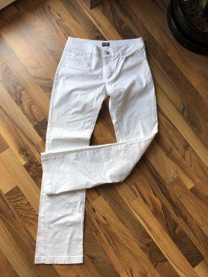 Dolce & Gabbana Jeans met rechte pijpen wit