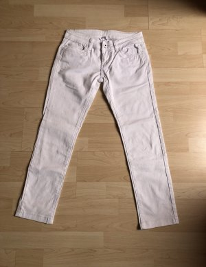 Reals Low-Rise Trousers white