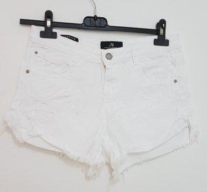 Weiß Jeans shorts LTB gr 36