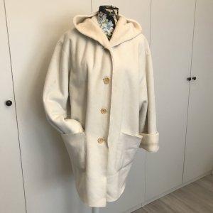 Oversized Jacket white-natural white