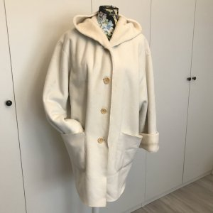 Oversized Jacket white-natural white