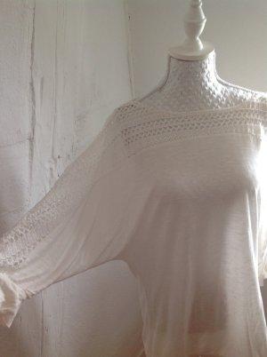 Weiß und besonders Pulli, Shirt Gr. S von yest