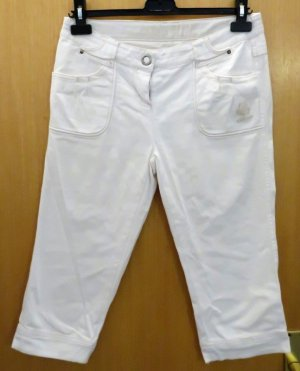 s.Oliver Jeans 3/4 blanc