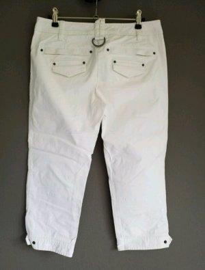 weiße 3/4 Jeans von Cappellini