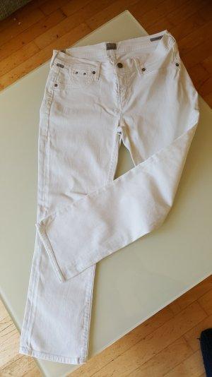 Weiße 3/4 Jeans von Citicens of Humanity Gr. 29
