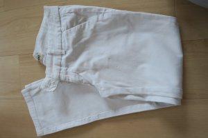 weiße 7/8 Chino Hose von EMBARGO Gr. 27