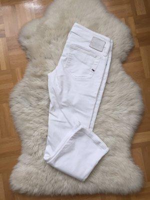 Weiße 7/8 Jeans Hose von Hilfiger Denim