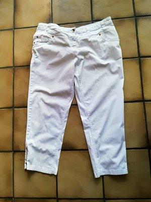 bpc Pantalon 7/8 blanc