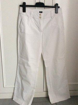 Weiße 7/8 Sommerhose von Esprit