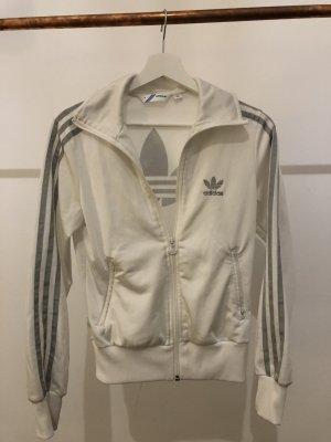 Weiße Adidas Originals Weste