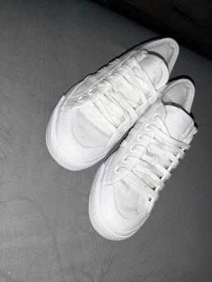 Adidas Originals Zapatilla brogue blanco