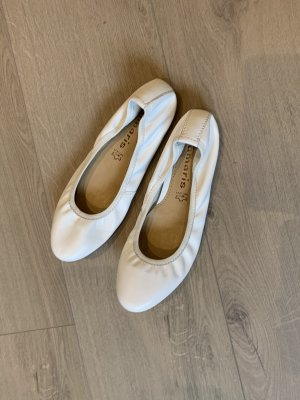 Weiße Ballerina von Tamaris