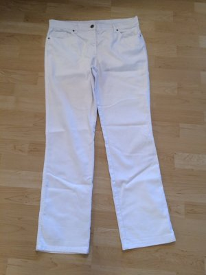 Weiße Benotti Jeans