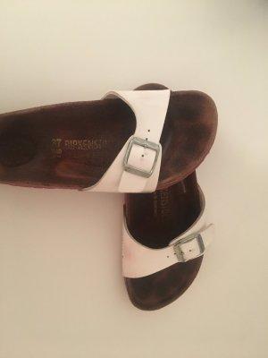 Birkenstock House Shoes white