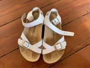 Birkenstock Comfort Sandals white