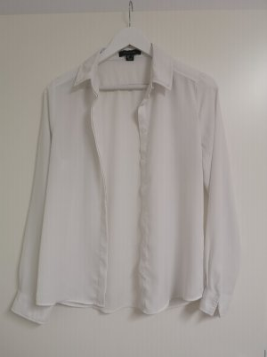 & other stories Blusa in lino bianco