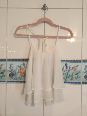 Camicetta a blusa bianco