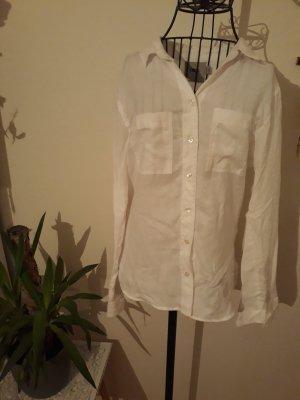 Weiße Bluse aus 100% Baumwolle - ASOS