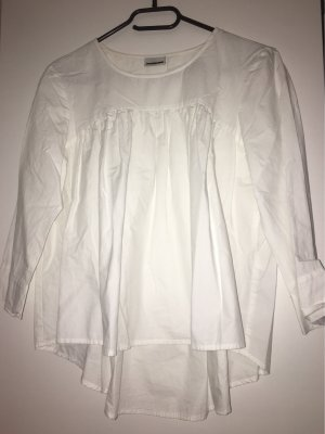 Noisy May Ruche blouse wit
