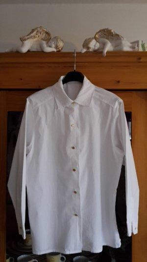 weiße Bluse der Edelmarke Robert Friedman NEU