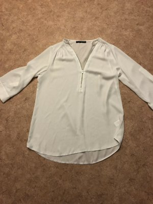Atmosphere Long Sleeve Blouse white