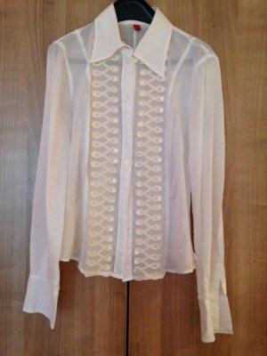Weiße Bluse Esprit