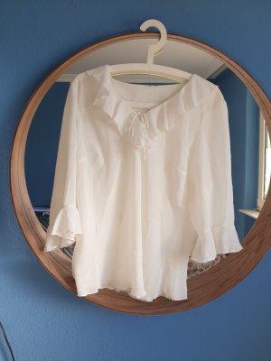100 Blusa blanco