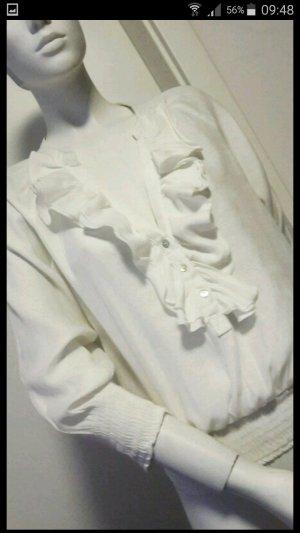 Weisse Bluse für jeden Anlass