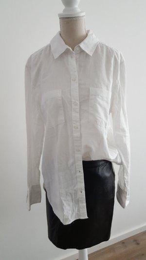 Weisse Bluse Gr.36