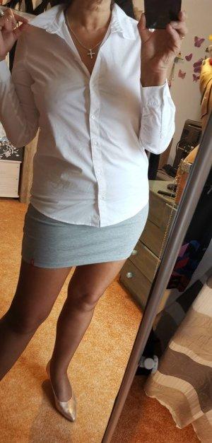 Weiße Bluse Gr 38 Jaqueline de Young Business Bluse Hemd