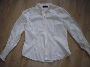 Weiße Bluse Gr. 42 Hennes