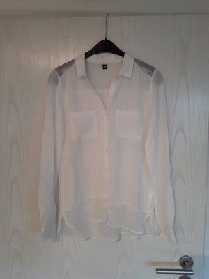 Weiße Bluse Größe 36