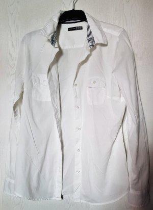 Weiße Bluse, Größe 42