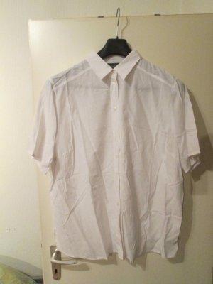 weiße Bluse Größe 52