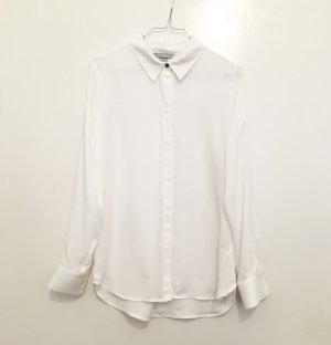 weiße Bluse// H&M