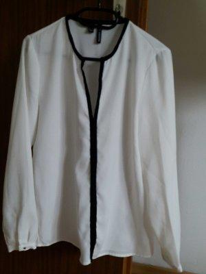 weiße Bluse in Gr. S