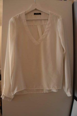 Weiße Bluse in S