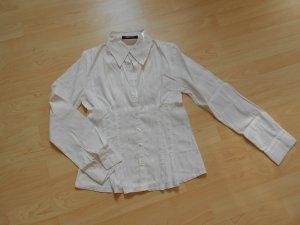 Weiße Bluse langarm S.Oliver