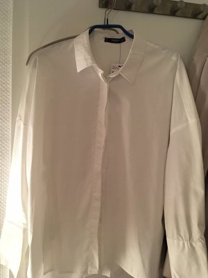 Weiße Bluse Mango, neu