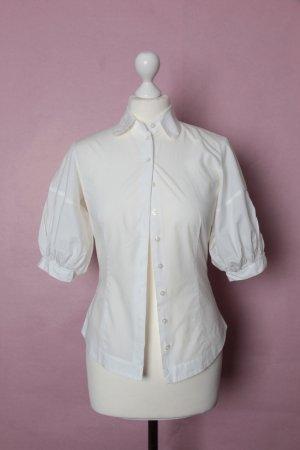 Weiße Bluse mit Bubikragen von MEXX *neu*