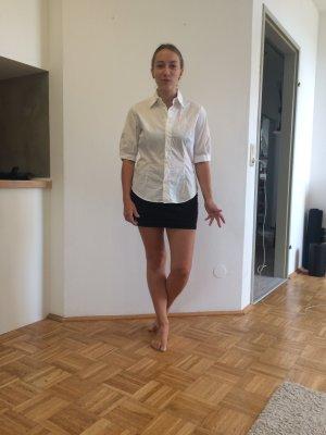 Weiße Bluse mit Dreiviertelarm - Ralph Lauren