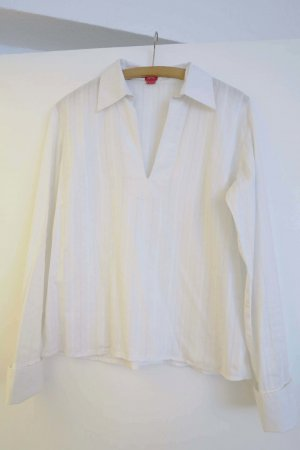 Esprit Slip-over blouse wit Katoen