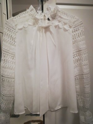 Blusa blanco Poliéster