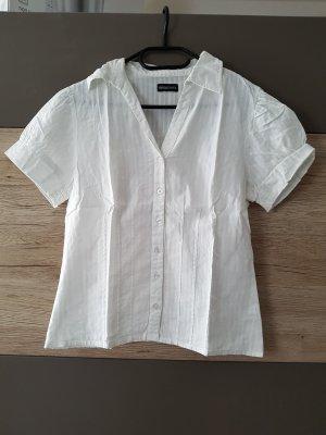 weiße Bluse, nur 1x getragen, Gr. M/40