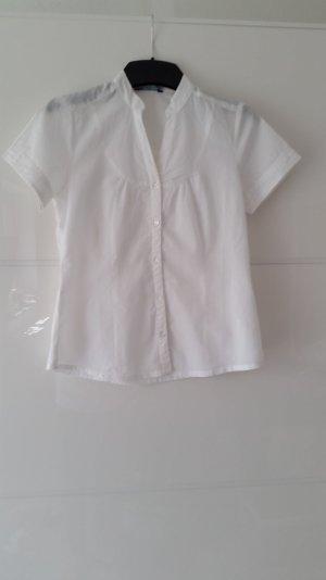 Weiße Bluse/Oberteil