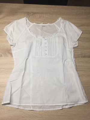 Weiße Bluse S.Oliver