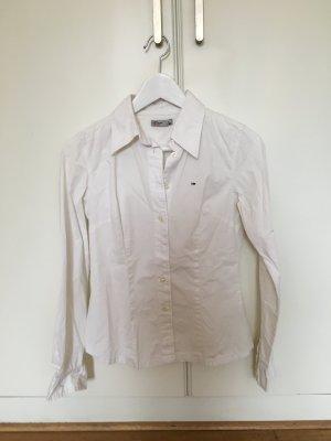 Weiße Bluse Tommy Hilfiger