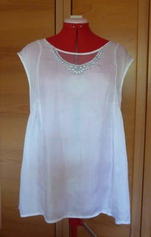 weiße Bluse / Top von Guess