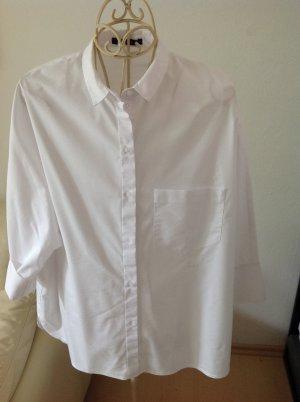 Weiße Bluse vom SET gr. 40