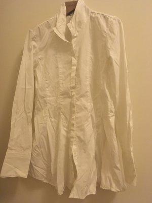 Artigiano Blouse met lange mouwen wit
